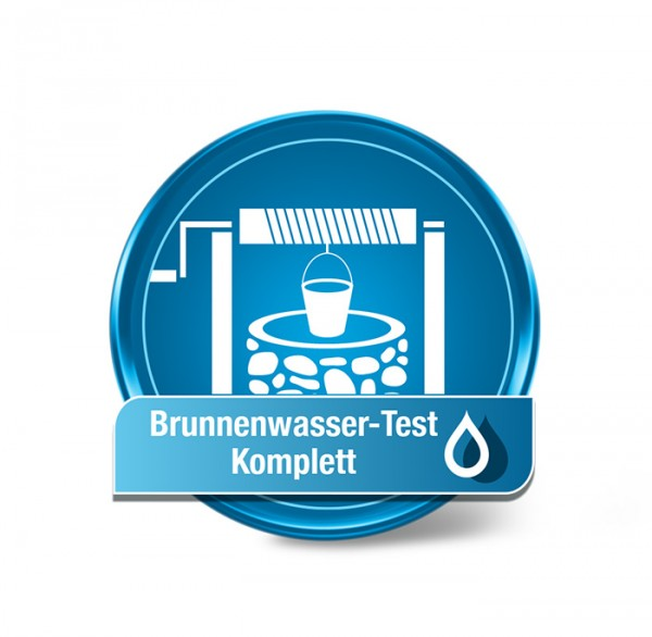 Brunnenwasser - Analyse - Komplett